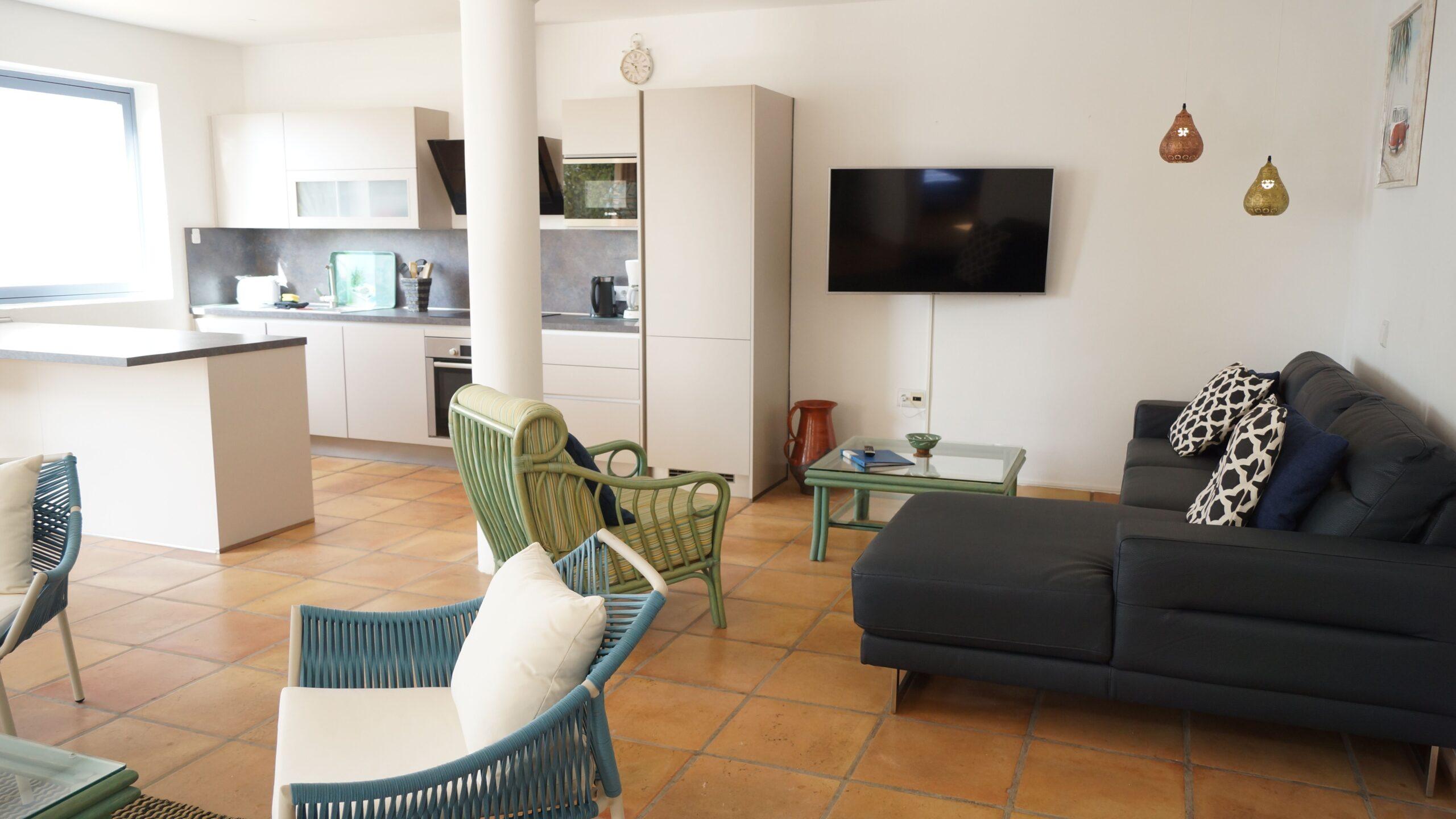 Bahia Azul, Wohnraum/Küche